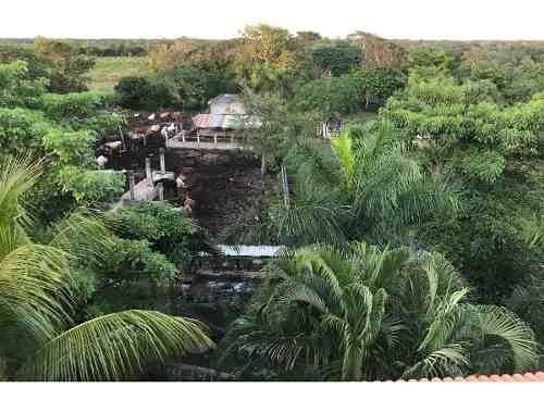 Ex Rancho Ganadero En Ubicación Turística