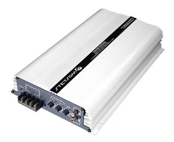Modulo Stetsom Cd3720 - 2x50w + 1x100w Mono - Rca