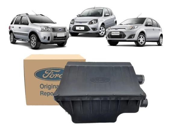 Caixa Do Filtro De Ar 1.6 Rocam Ford Ka, Ecosport E Fiesta