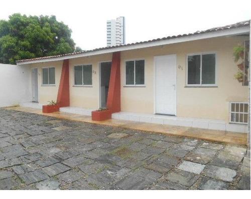 Kitnet Com 1 Dormitório Para Alugar, 25 M² Por R$ 550,00/mês - José Bonifácio - Fortaleza/ce - Kn0020