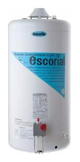 Termotanque Escorial Gas 80 Lts Multigas Garantia 3 Año