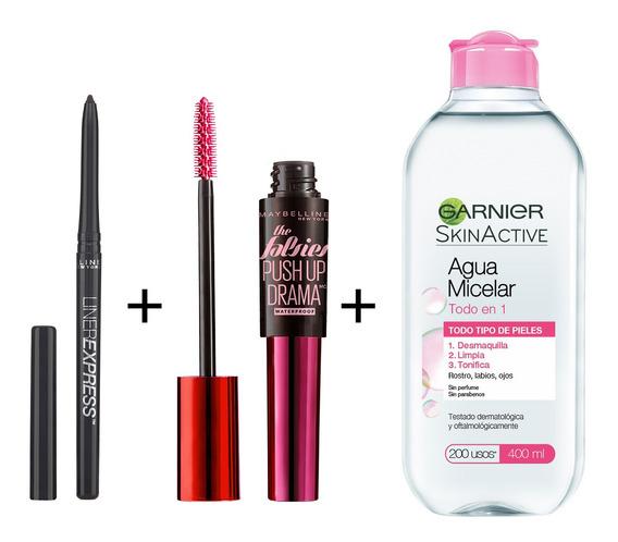 Combo Limpieza Facial + Maquillaje #mequedoencasa N°4