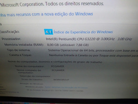 (vendido) Processador G3220 - Lga1150 - 4° Geração 3,00 Ghz