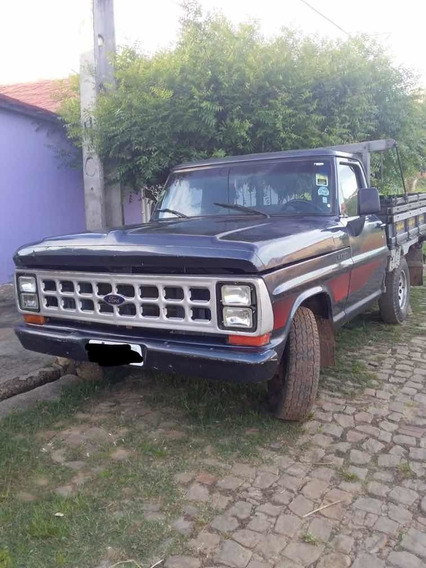 Ford F1000 Cabine Simples