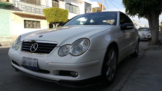 Mercedes-benz Clase C C230 Cl230