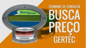Gertec Busca Preço Terminal De Consulta Ethernet