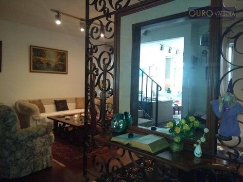 Sobrado Com 3 Dormitórios À Venda, 270 M² Por R$ 1.680.000,00 - Mooca - São Paulo/sp - So0661