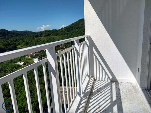 Apartamento Com 2 Dorms, Morro Nova Cintra, Santos - R$ 260 Mil, Cod: 12755 - V12755