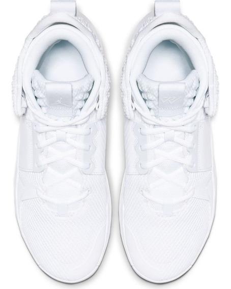 Tenis Jordan Why Not Zer 0.2 Blanco 25 Al 27cm Envio Gratis!