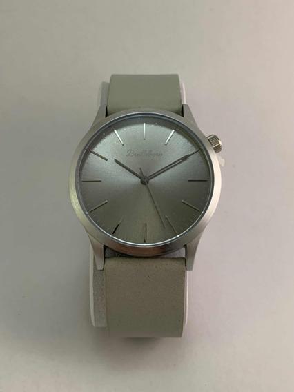 Reloj Bratleboro Monogrey Tayrona Leather