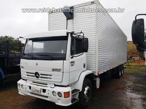 Mercedes Benz 1728 Truck Baú 10,50m Revisado