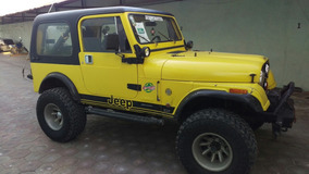 Jeep Cj7 Limited Automático 1984