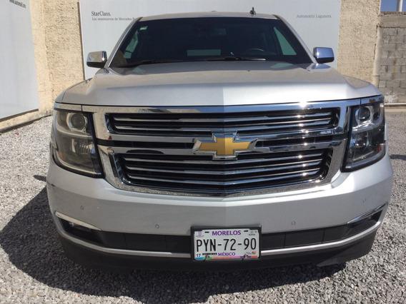 Chevrolet Suburban Blindada Nivel V 2015