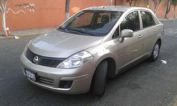 Nissan Tiida 2013 7 Vel Exc. Cond. Grales Std. 1.8 Sedan