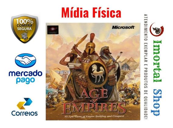 Age Of Empires 1 Pc Mídia Física