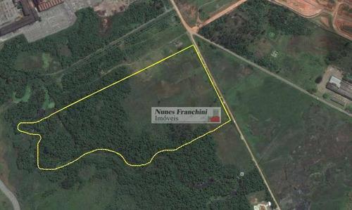 Mogi Das Cruzes/sp - Terreno Plano De 157.000m² Próximo Ao Centro Da Cidade - Te0049