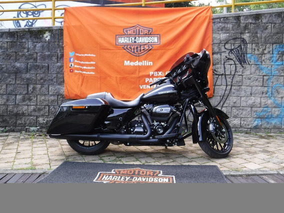 Street Glide Special107 Milwaukee Eigth