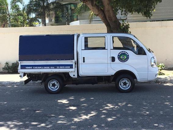 Bongo Kia Cabine Dupla 2700 4x4