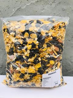 Granola Con Miel X 5kg (venta X Mayor)