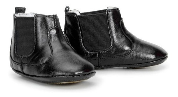 Botina Infantil Baby Country Texana Em Couro Capelli Boots