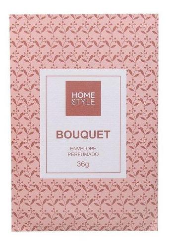 Aromatizador Envelope Bouquet 36g Com