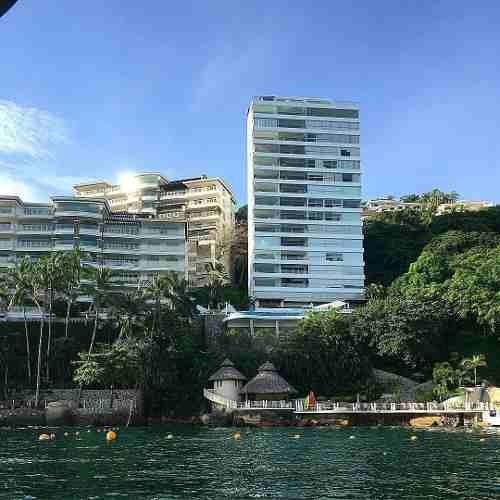 657- Renta De Espectacular Departamento En Acapulco