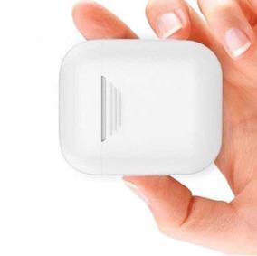 Capa Protetora Silicone Branco AirPods