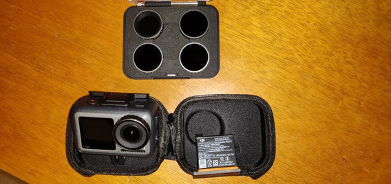 Dji Osmo Action Camera De Ação Com Filtros Nd E Case
