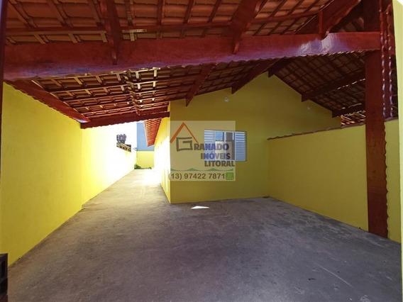 Casa Para Venda, Balneário Itaguaí, 2 Dormitórios, 1 Suíte, 1 Banheiro, 4 Vagas - 745_1-1430989