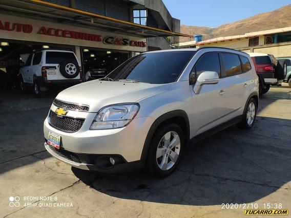Chevrolet Orlando Orlando