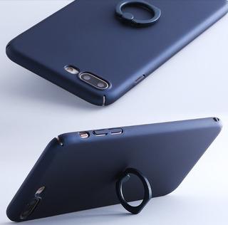 Case Ring Grip iPhone 6s Plus 7 8 X Funda Con Soporte Aro