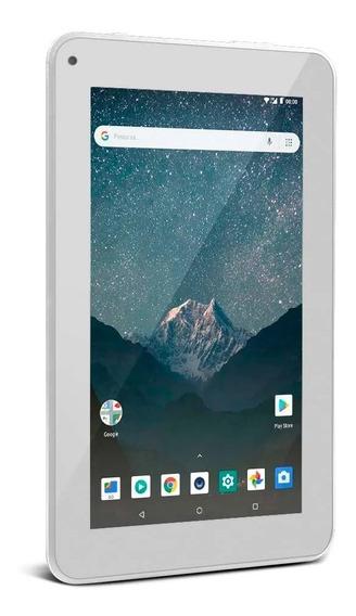 Tablet M7s Lite Android 8.1 Oreo 8gb Branco Nb297 12x S/jrs