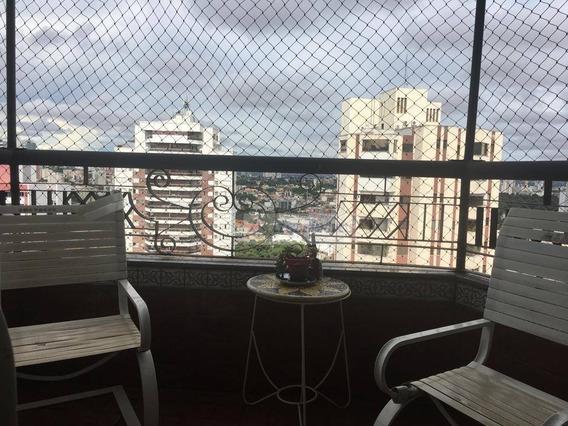 Apartamento Com 3 Dormitórios À Venda, 250 M² Por R$ 500.000,00 - Santa Helena - Cuiabá/mt - Ap1408