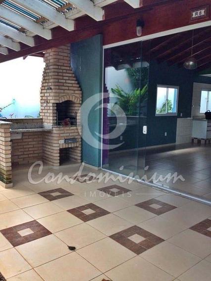 Casa Em Condomínio À Venda, 4 Quartos, 4 Vagas, Parque Residencial Damha Iv - São José Do Rio Preto/sp - 304