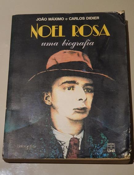 Livro Noel Rosa - Uma Biografia