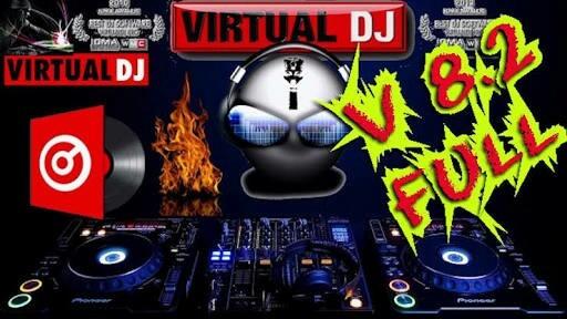 Virtual Dj 8.2 Full Para Todas As Controladoras + Skins