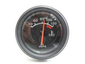 Medidor Auto Gauge Temperatura De Água Alpha 65mm 40ºc-120ºc