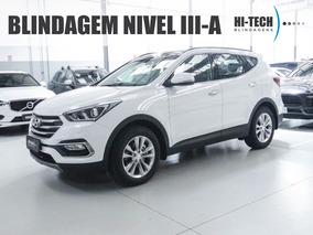 Hyundai Santa Fé 0km 7l Blindado Nível 3 A 2018