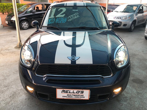 Mini Countryman 1.6 Turbo Com Teto Duplo