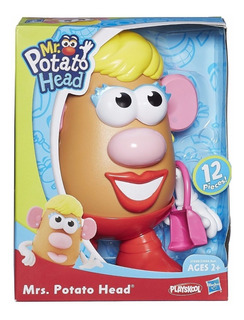Sra Cara De Papa Toy Story Señora Original Hasbro / Diverti