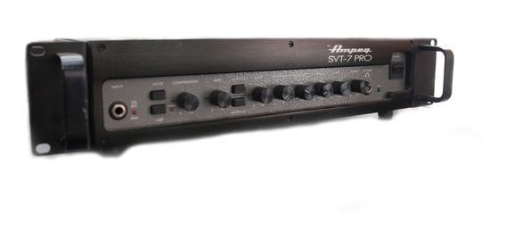 Cabeçote Ampeg Svt7-pro Usado Com Garantia