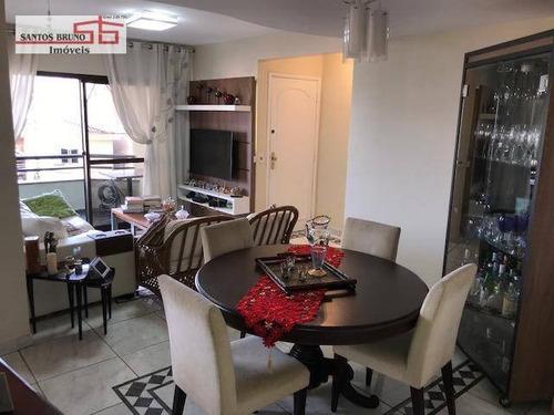 Apartamento À Venda, 117 M² Por R$ 900.000,00 - Freguesia Do Ó - São Paulo/sp - Ap3367