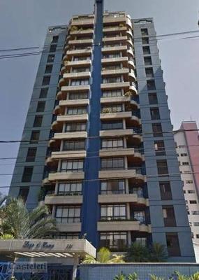 Cobertura Residencial À Venda, Vila Itapura, Campinas. - Co0049