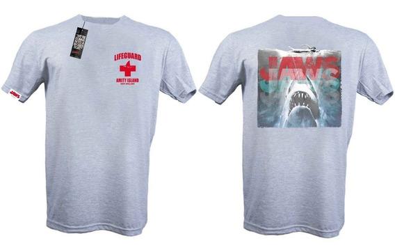 Remera, Universal, Jaws Tiburón Accoriginals