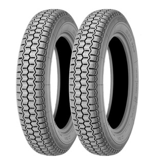 Kit X2 Neumáticos 6.40 Sr13 Michelin Zx 87s