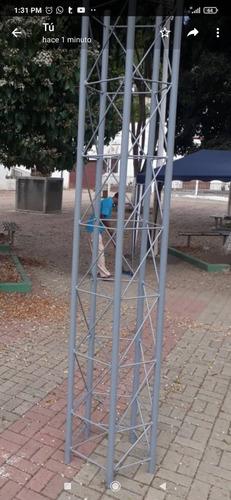 Imagen 1 de 2 de Torre Pentagonal , Wifi ,internet ,comunicaciones
