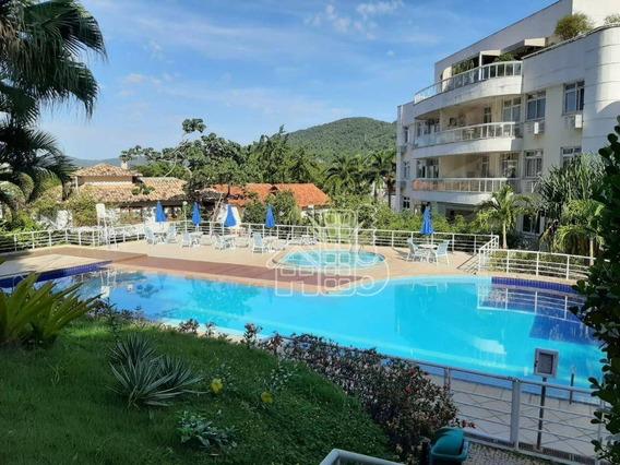 Apartamento Com 3 Dormitórios À Venda, 120 M² Por R$ 550.000,00 - Piratininga - Niterói/rj - Ap3462