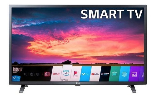 Tv LG 32 Pulgadas 80cm 32lm630bpd Hd Smart Tv Original