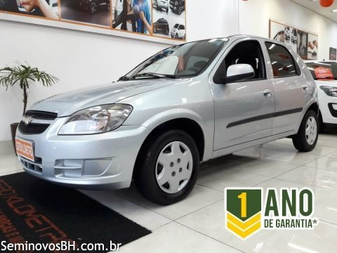 Chevrolet Celta 1.0 8v Lt Flex