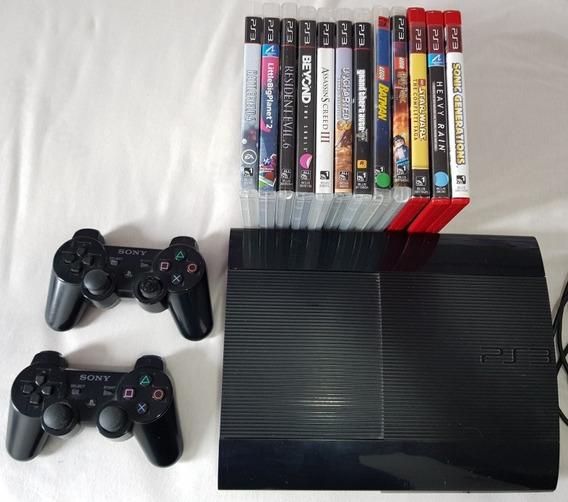 Playstation 3 Superslim 250gb